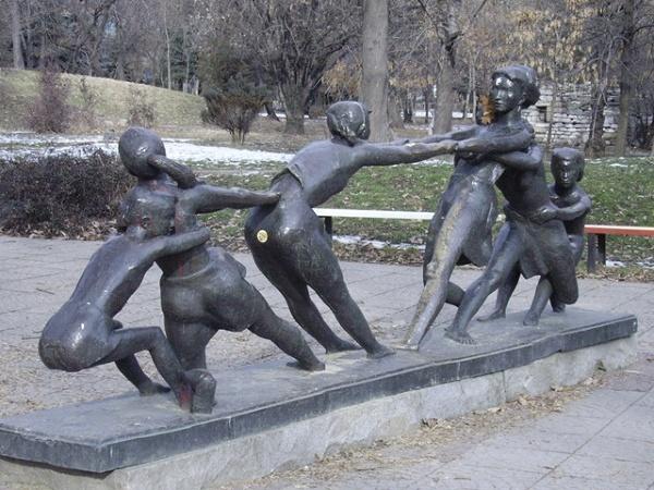 Sofia - dzieci miasta