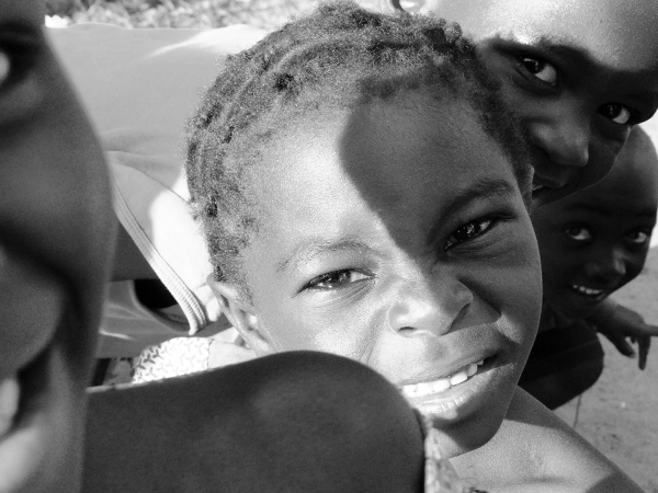 Zambijskie przedszkole