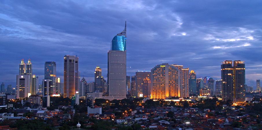 Dżakarta – prawie jak Kuala Lumpur