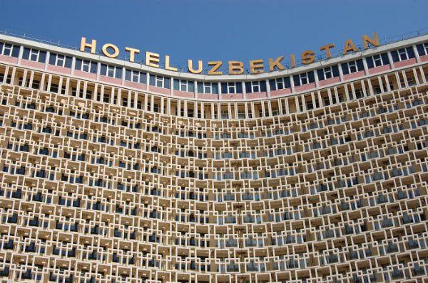 Hotel Uzbekistan w Taszkencie
