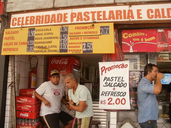 Jak się jada w Brazylii?