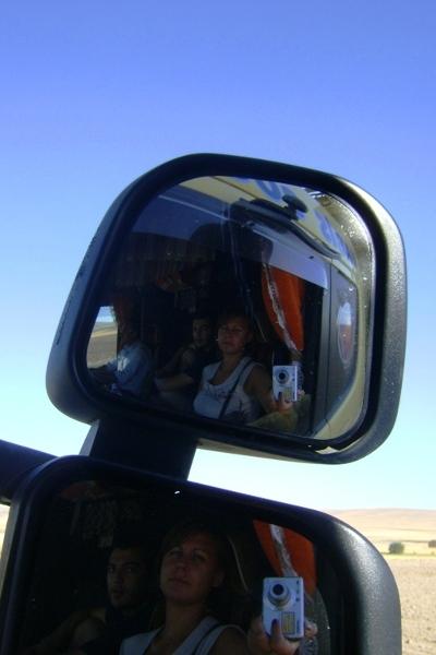 Roadtrippin' ;)