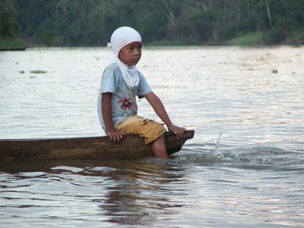 Codzienność w Amazonii