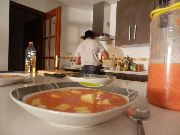 Smaki Hiszpanii – domowe gazpacho!