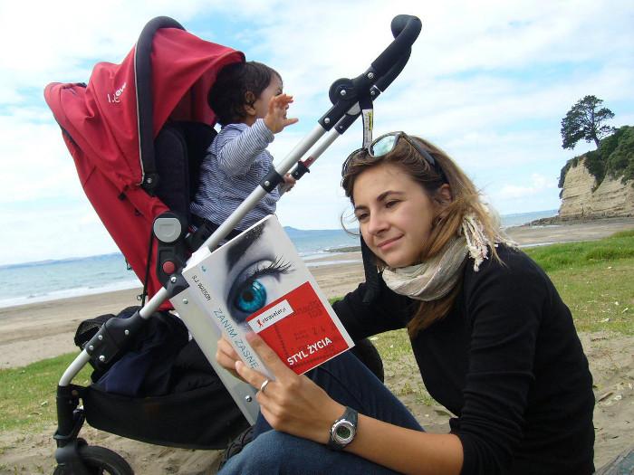 Zaczytana Mama, Rothesay Bay – Nowa Zelandia