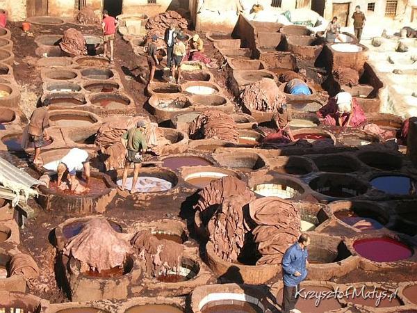 Oko (Krzysztofa Matysa) na Maroko