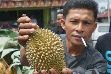 Durian - król wszystkich owoców