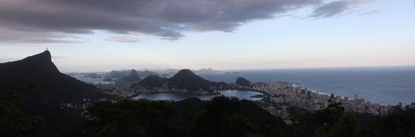 Widok na Rio