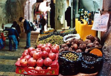 Izraelski kocioł kulinarny