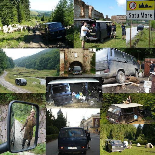 Wyprawa do Rumunii