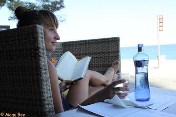 Po hiszpańskich perypetiach stopowych pora na relaks na wybrzeżu.