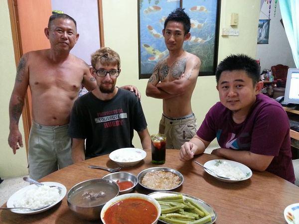 Malezyjska rodzinka