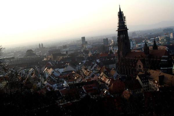 Fryburg Bryzgowijski i jego różne oblicza