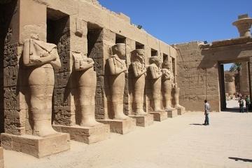 Świątynia Ramzesa III w Karnaku
