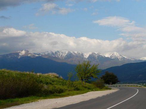 Szalony autostop do Rumunii