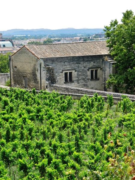Przykład domu południowej Francji