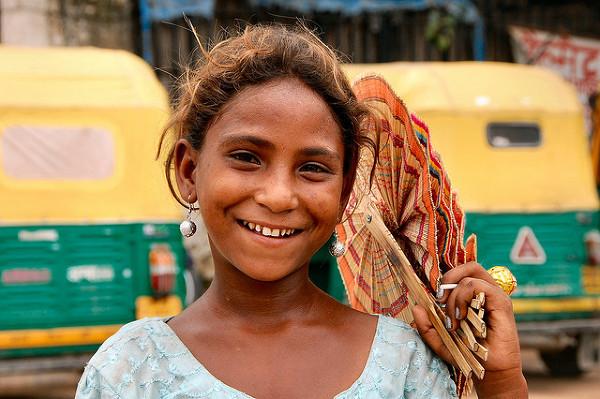 Dziewczynka z Delhi