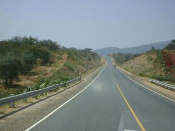 Droga w Kenii
