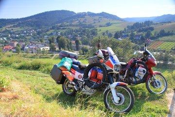 Motocykle budzą w Azji duże zainteresowanie.