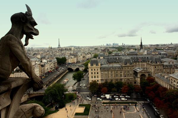 Paryskie migawki