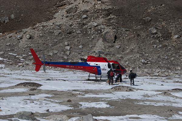 Akcja ratunkowa, Himalaje