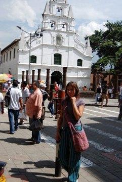 Spacer uliczkami Medellin
