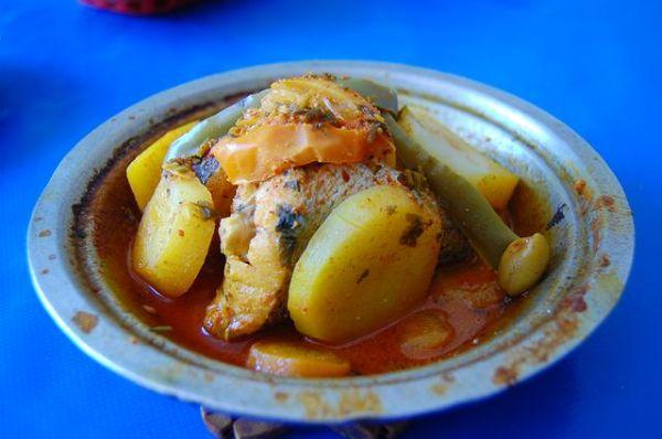 Tajine – ulubiony specjał Marokańczyków