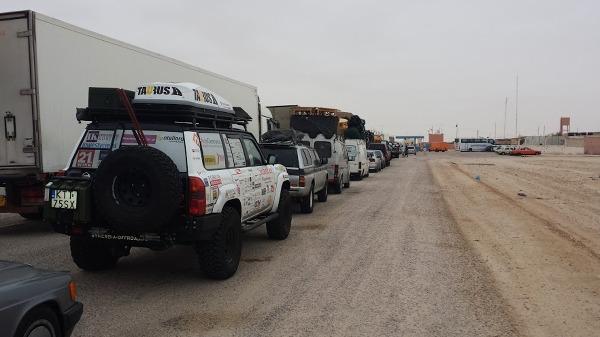 Na mauretańskiej granicy