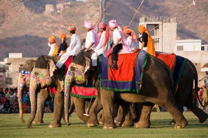 Różowe miasto Dżajpur