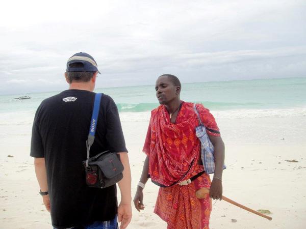 Mieszkańcy są życzliwi turystom, których na wyspie nie brakuje