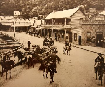 A tak wyglądało Ballarat ponad 120 lat temu