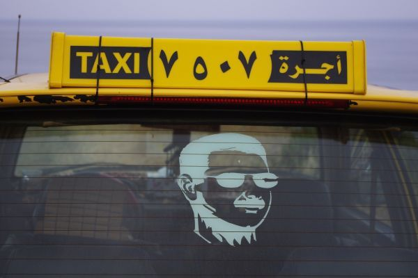 Syryjska taksówka