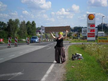Uwaga, Sindbad na drodze