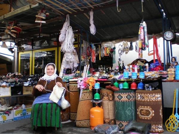 Sarajewo - bazar