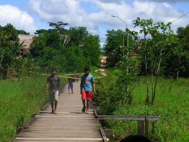 Szamani i dżungla, czyli ucieczka ze szlaku gringo