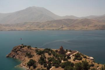 Jezioro Van, Turcja