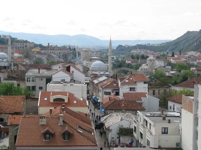 Bośnia i Hercegowina – kraj, w którym wschód łączy się z zachodem