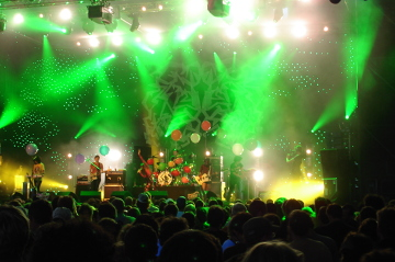 Belgijski festiwal atrakcji