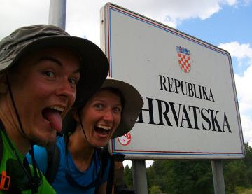 Piesza wyprawa Polska - Chorwacja 2012