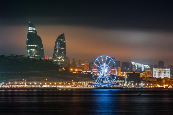 Nadbrzeże Baku