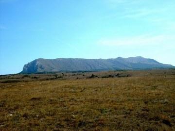 Gdzieś w górach Krymu!
