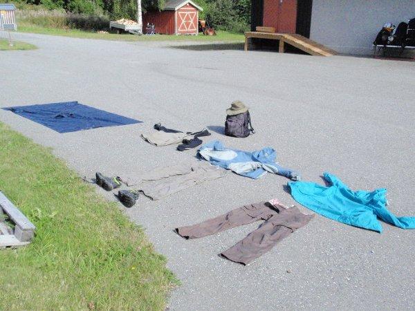 Rozjechani ludzie bez twarzy, czyli suszarnia przydrożna po norweskim deszczu