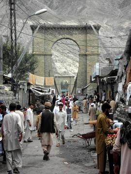 Ulice Gilgit