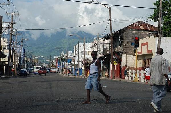 """New Kingston, Jamajka. """"No man can lead man, we have to have unity."""" nawoływał Bob Marley, co w wolnym tłumaczeniu znaczy: Żaden człowiek nie może przewodzić drugiemu, musimy być jednością."""