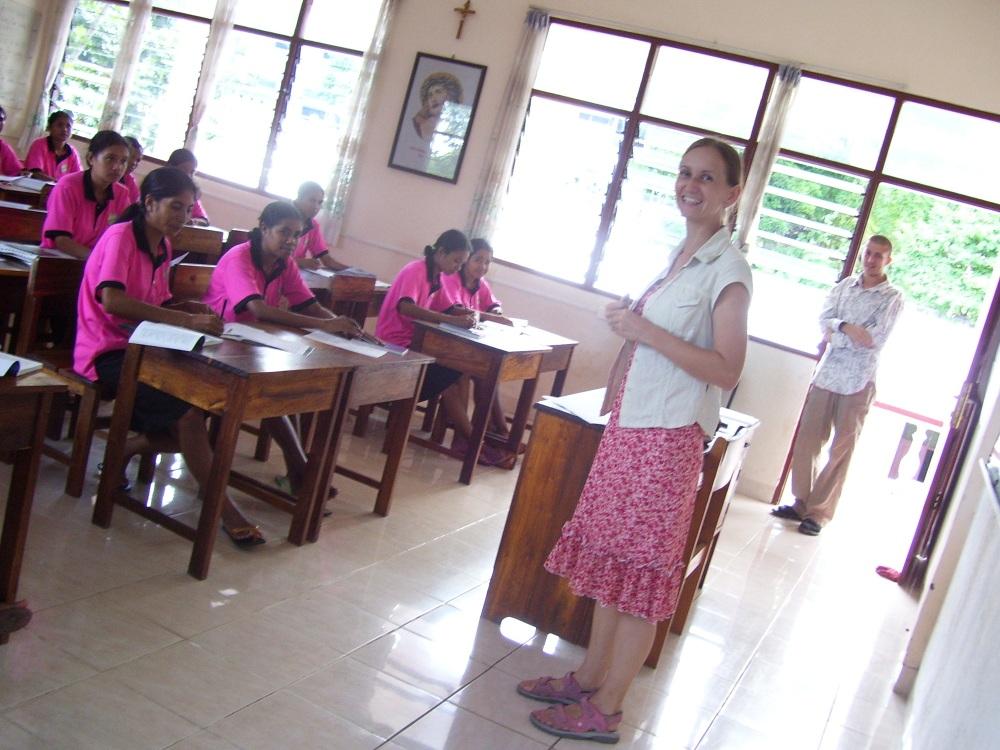 Timor Wschodni z małżeńskiej perspektywy. Wywiad z Krzysztofem i Salomeą Mielnik - Kośmiderskimi