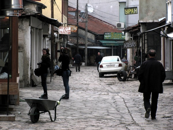 Skopje,