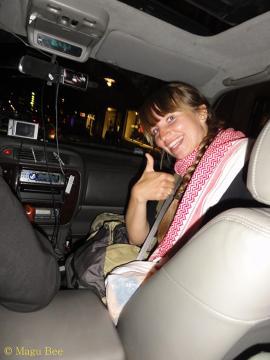 Stopem każdy jeździć może, jeżdżę i ja!Rejkiawik, Islandia