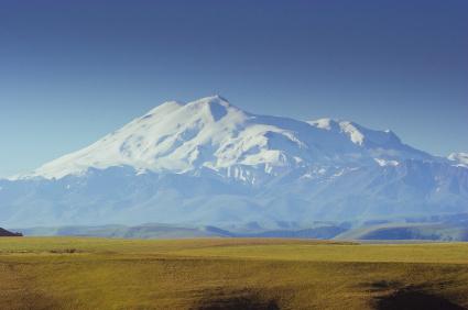Elbrus – najwyższy szczyt Kaukazu