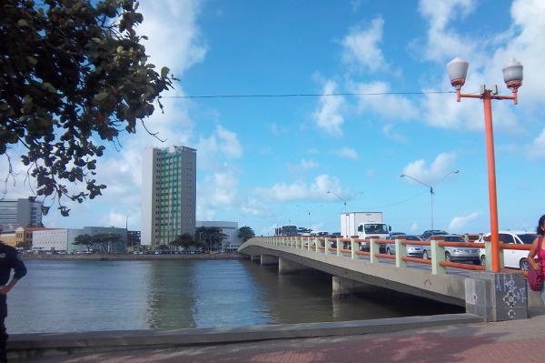 Recife nazywane jest Wenecją Brazylii.