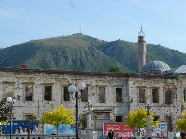 Mostar, świadectwo